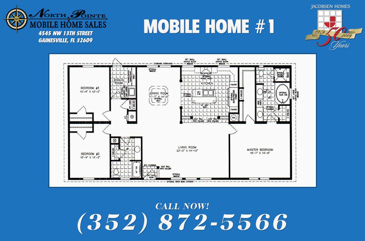 Mobile Home #01